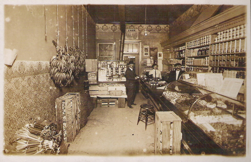 Hunter St. Grocery