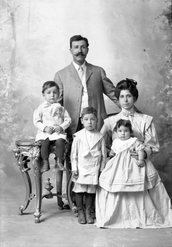 Donato & Family