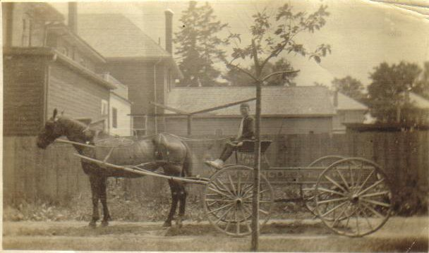 Delivery Wagon