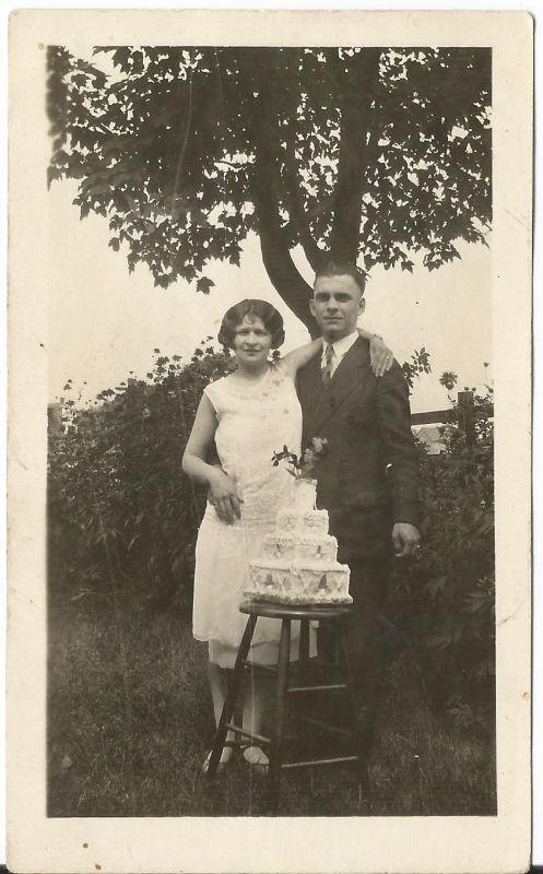 Ava and Frank Porter