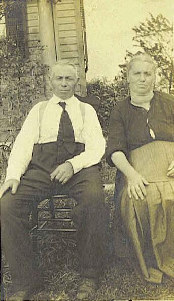 Donata and Nicola Finelli