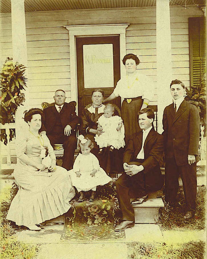 Finelli Family Portrait